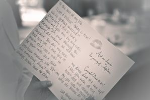 A Poem Or Letter Get Creative And Tell The One You Are Marrying How They Make Feel