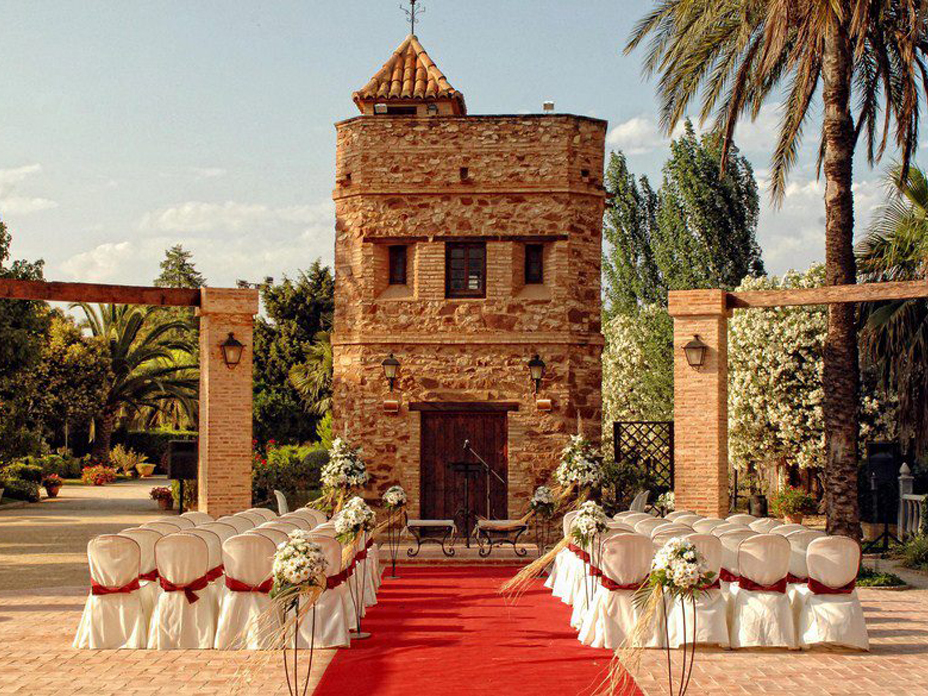 jardines la cartuja wedding venues in valencia el puig