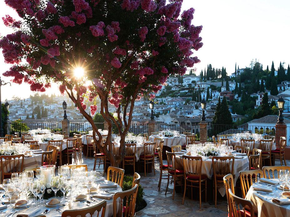 Carmen De Los Chapiteles Wedding Venues In Costa Tropical Granada Spain