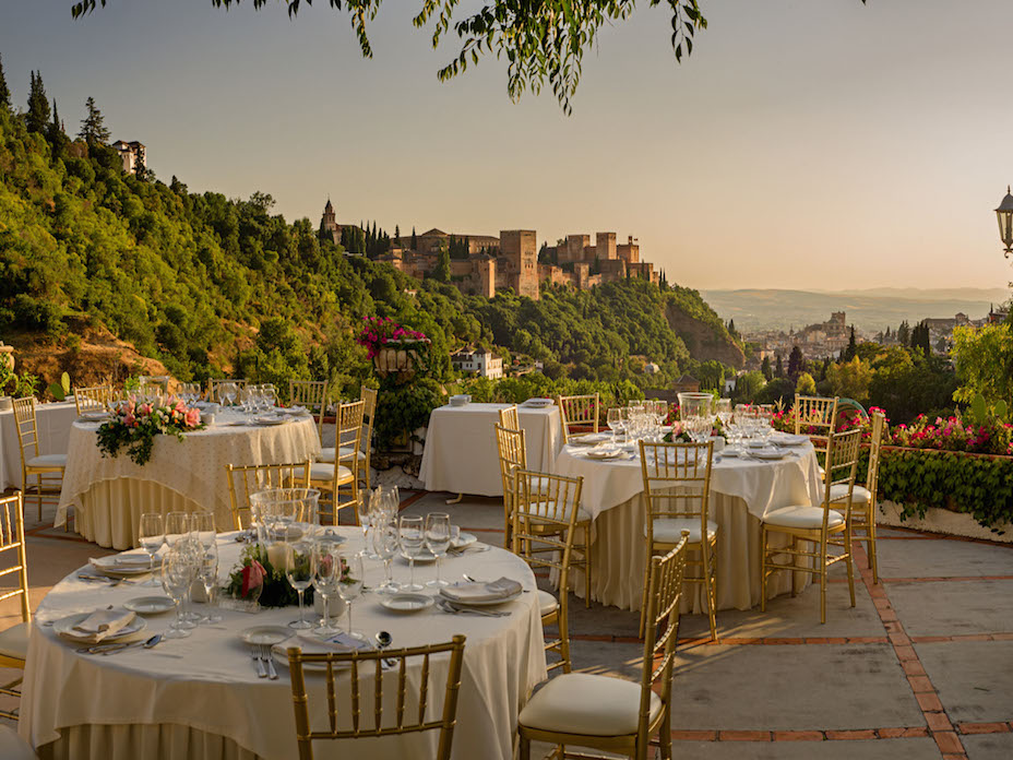 Wedding In Spanish.La Chumbera Wedding Venues In Granada Spain